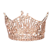 Vintage Classic  Schoppy Austrian Crystal Crown