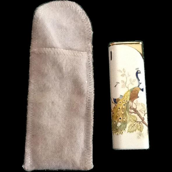 Vintage Colibri Lighter 48