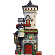 Dept. 56 North Pole Village  Post Office