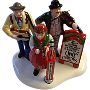Department 56 Grand Ole Opry Carolers