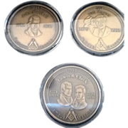 Series of Scottish Rite of Freemasonry Commemorative Coin - Red Tag Sale Item
