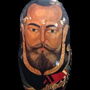 Russian Lacquerware Nesting Dolls Romanov Dynasty