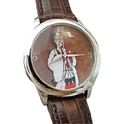 Disney Crurlla DeVil Collectors Watch