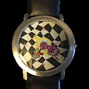 Alice in wonderland Watch