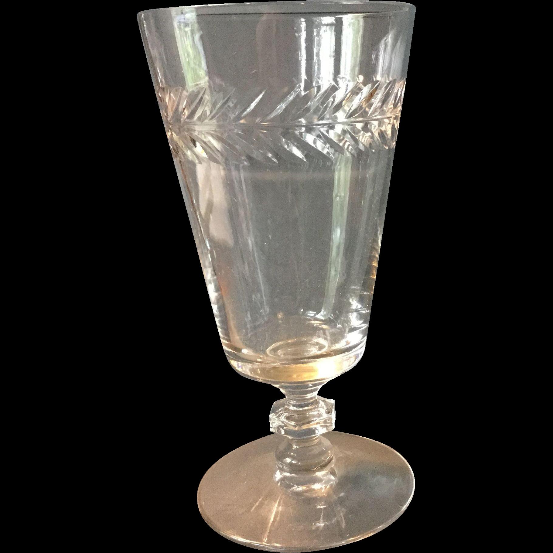 Vintage Juice Glasses 88