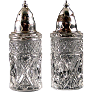 Cape Cod Imperial Salt and Pepper Shakers