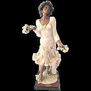 Giuseppe Armani Figurine 414C  Georgia LE 1608/5000 Retired