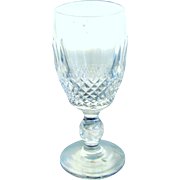 Waterford Crystal Colleen Sherry Goblet