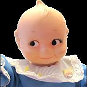 "13"" Cameo Kewpie Doll All Original"