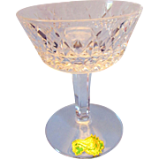 Waterford Crystal Ireland Alana 3 5/8 Inch Liquor Cocktail