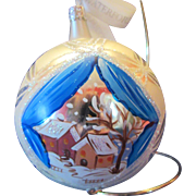 Waterford Winter Wonderland Ball Holiday Heirloom Collection