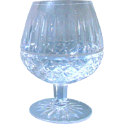 Waterford Crystal Ireland Maeve Brandy Snifter