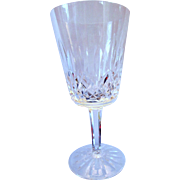 Waterford Crystal Lismore Water Goblet