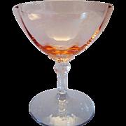 Six Fostoria Elegant Rose Pink 5098/5298 Low Sherbets
