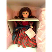 Madame Alexander 14 Inch Christmas Eve Doll In Box