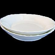 Haviland China Limoges Ranson Coupe Soup Bowls - 2