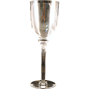 Lalique Angel Wing Stem Champagne Flute Stemware Glass