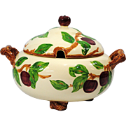 Franciscan Apple 3 Footed Soup Tureen
