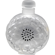 Lalique Dahlia Perfume Bottle