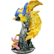 Rare Stangl Large Bird of Paradise Figurine  No. 3625