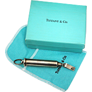 Tiffany & Co Makers Sterling Silver Postal Scale