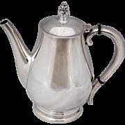 Royal Danish International Sterling Silver Teapot or Coffee Pot