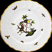 Herend Rothschild Bird 10.25 inch Dinner Plate #2