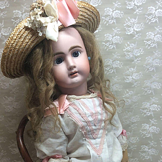 Charming Antique French Bebe by Jullien
