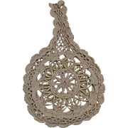Antique Lace Purse for French or German Bisque or Fashion Doll