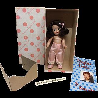 HTF 1953 Strung Muffie 501-1 Mint in Box w/Pantaloons Wrist Tag
