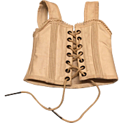 Antique Jumeau Corset for French Bisque Doll