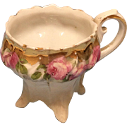 Miniature Handpainted German Child Size Cup for Bisque Doll