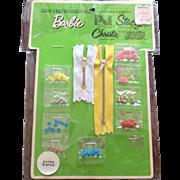 Vintage MIP 1969 Mattel Barbie & Friends Stitch n Sew Pack