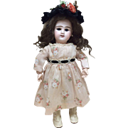 """Sweet Petite 14"""" French E D Antique Bisque Cabinet Sz Doll"""