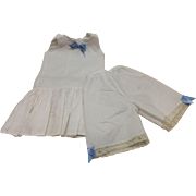 Vintage Slip Set for Antique French or German Bisque Doll