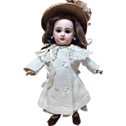 Wonderful Antique Coat for French Bisque Doll Jumeau Steiner Eden Bebe