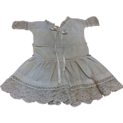 Antique Presentation Chemise for French Bisque Doll