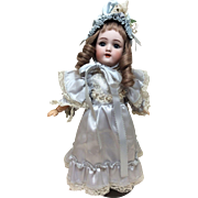 Beautiful Petite Simon Halbig Handwerck German Bisque Doll