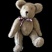 "22"" Vintage Jointed Teddy Bear"