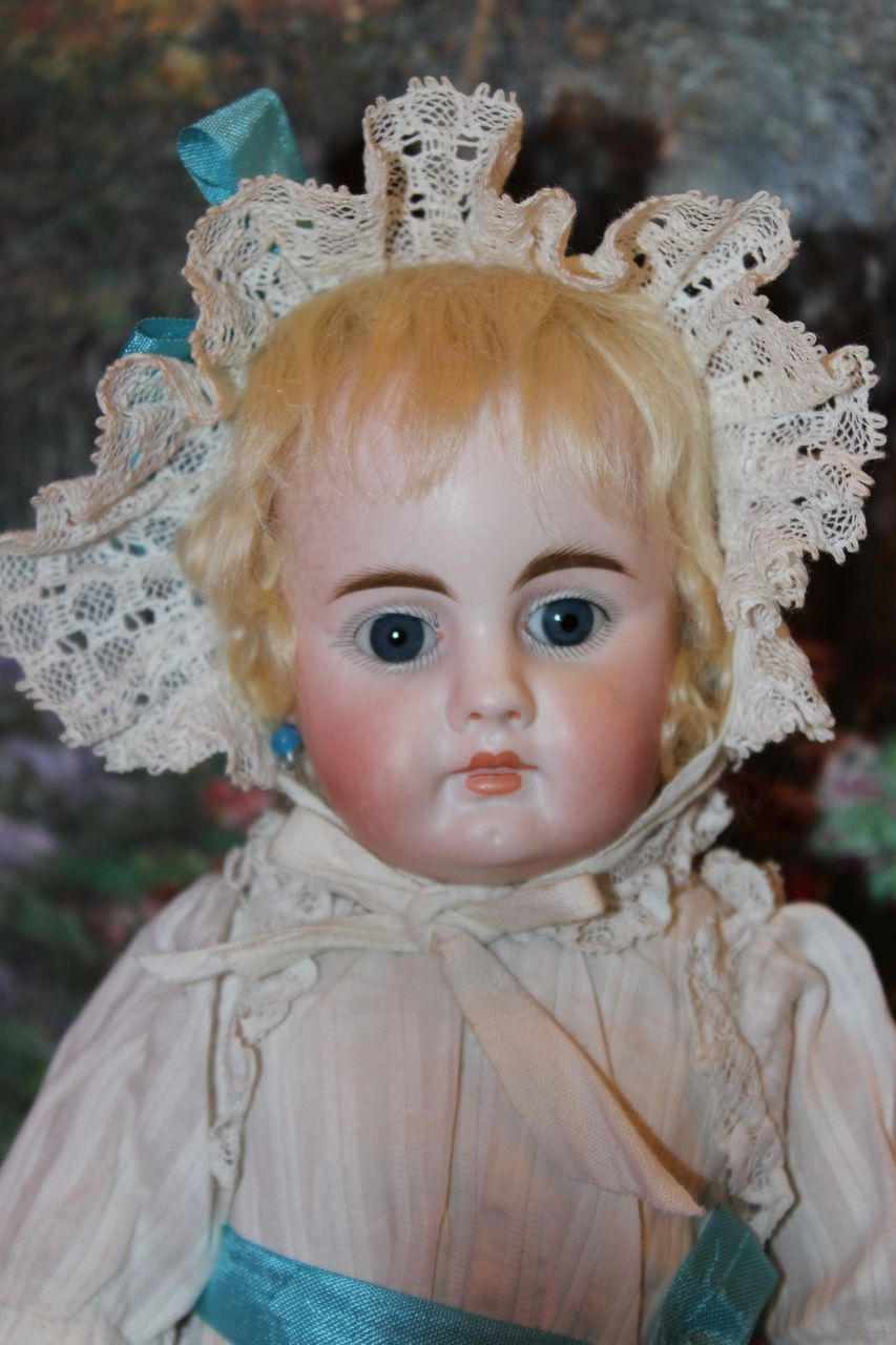 Sale sweet bahr amp proschild antique german doll 204 closed mouth