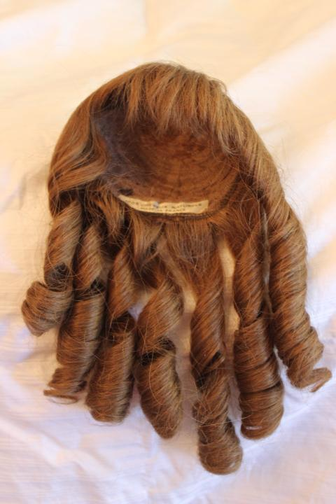 Wigs Human Hair Realistic 71