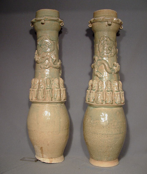 Antique Ceramic Vases Song Dynasty
