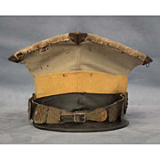 Antique Polish Military Hat Rogatywka