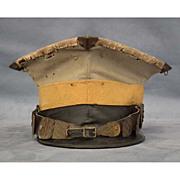 Antique Polish Military Hat Rogatywka