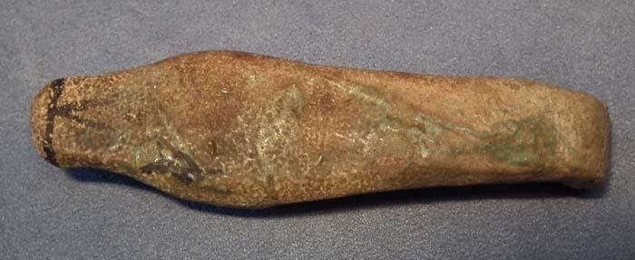 Authentic Ancient Egyptian circa 800-300 BC Faience Ushabti – Shabti
