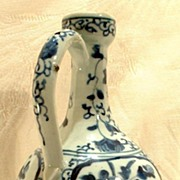 Antique Japanese Arita Ewer, 17th Century