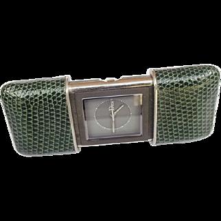 Christian Dior Ladies Travel Alarm Clock.
