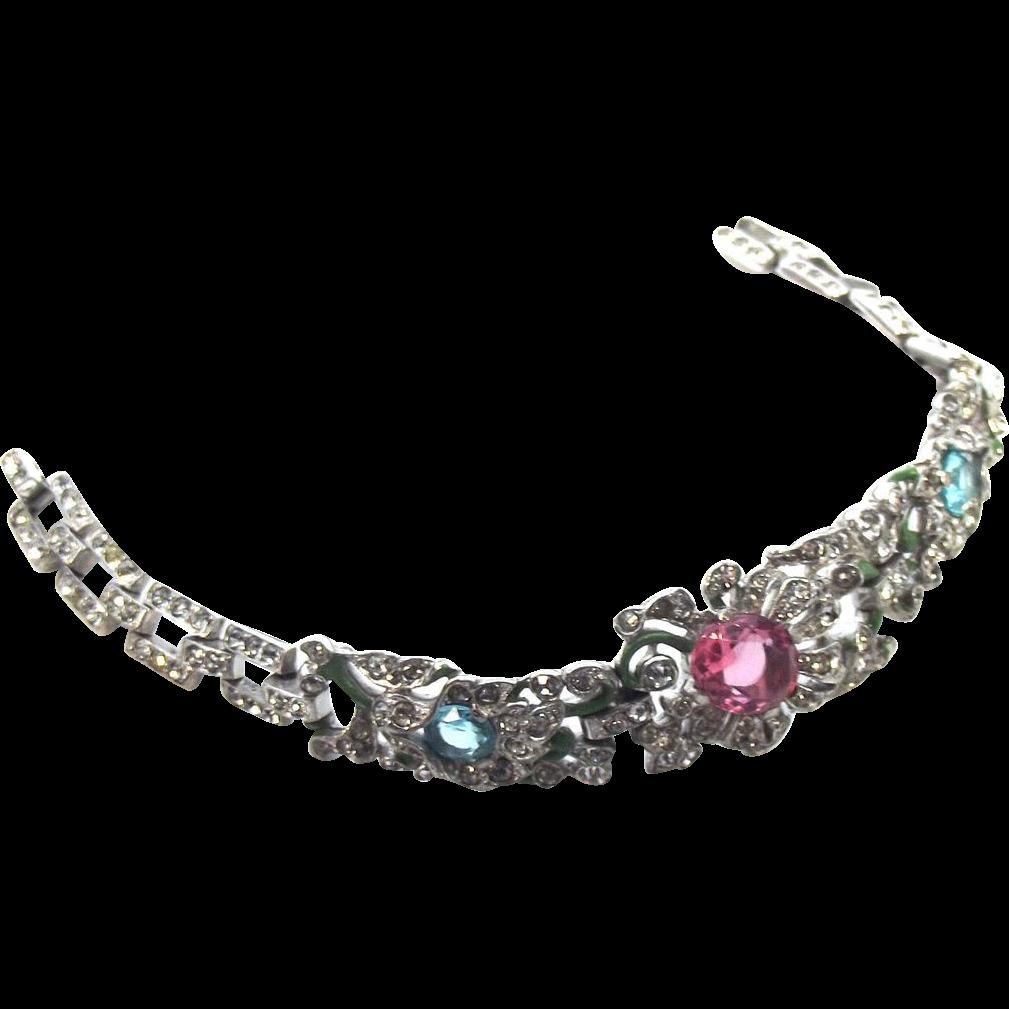 Dating vintage trifari jewelry rhinestone 3