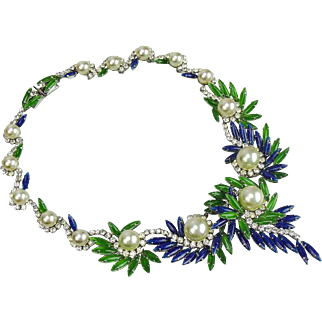 Christian Dior Couture Necklace 1968