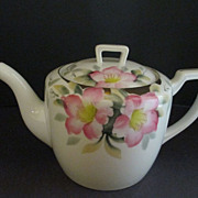 Noritake Teapot Azalea Pattern